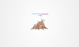 Implementing myBlueprint