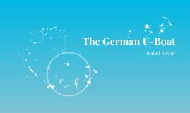 The German U-Boat