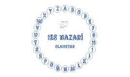 Claustro Octubre 18