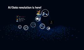 Data revolution is here already!