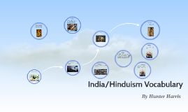 India/Hinduism Vocabulary