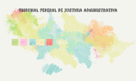Tribunal Federal de justicia administrativa