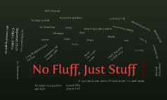 No Fluff, Just Stuff