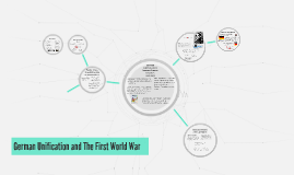 German Unification and The First World War