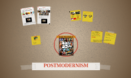 Copy of POSTMODERNISM