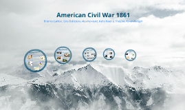 American Civil War 1861