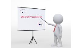 Presentatietraining