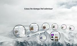 Linea De tiempo Del televisor