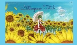 Nitrogeno Total