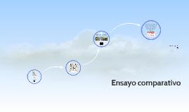 2019 Ensayo comparativo