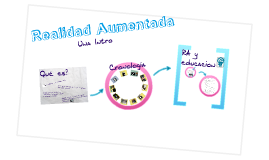 Copy of Intro a Realidad Aumentada
