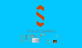 Syracuse Champions