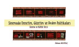 Copy of TÜRK SINEMA TARIHI