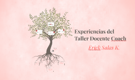 Taller Docente Coach: