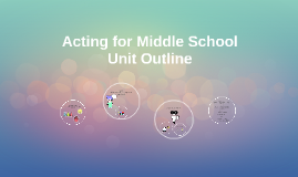 Acting for Middle School