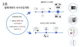 발췌개헌과 사사오입개헌
