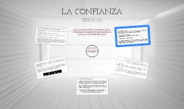 Tema 25 - La Confianza