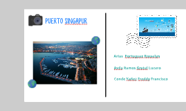 Copy of Copy of PUERTO DE SINGAPORE