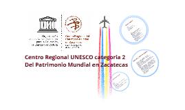 Difusion Centro Regional UNESCO categoria 2