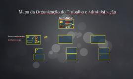 Copy of Organização do Trabalho e Administração