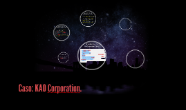 Caso: KAO Corporation.