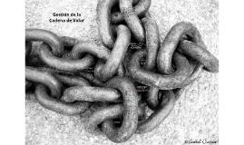 Copy of Gestión de la Cadena de Valor