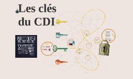 Copy of Présentation du CDI