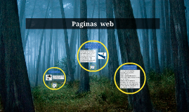 Copy of Paginas  web