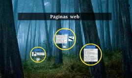 Copy of Paginas  web
