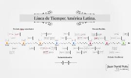 Linea de Tiempo de America Latina