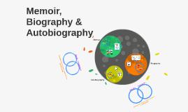 Memoir, Biography & Autobiography