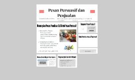 Copy of Copy of Pesan Persuasif dan Penjualan