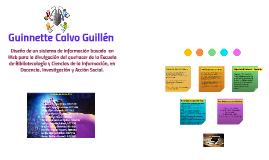 Guinnette Calvo Guillén