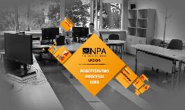 Robotizavimo procesai NMA