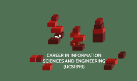 CAREER IN INFORMATION SCIENCES AND ENGINEERING