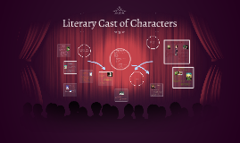 Literary Cast of Characters