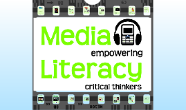 Copy of Media Literacy