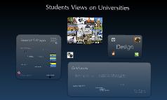 Student's Views on Universities