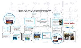 USF OB/GYN RESIDENCY