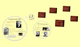 Copy of Storia del teatro