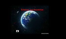 8th grade Rotation and Revolution 8th grade