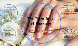 The Three Goods