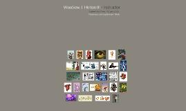 Woodrow J. Hinton III •Student Work