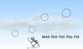 NIAS 700-705-706-710