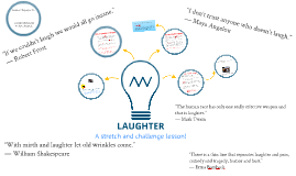 laughter - the best medicine?