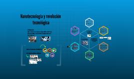 Nanotecnología y revolución