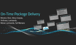 On-Time Package Delivery