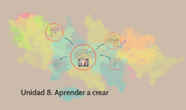 Unidad 8. Aprender a crear