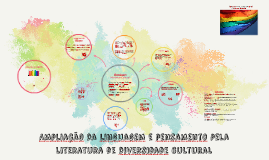 Ampliação da linguagem e pensamento pela literatura de diver