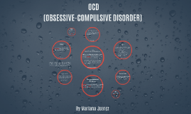 Effect on memory caused by OCD